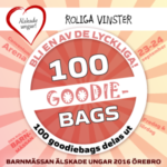 Roligavinster100Goodiebags